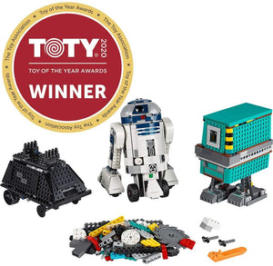 LEGO Star Wars Boost Droid Commander 75253 - Children's Educational Toy, Multicolor