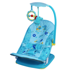 Mastela Fold Up Musical Infant Baby Bath Seat (Sea Geen)