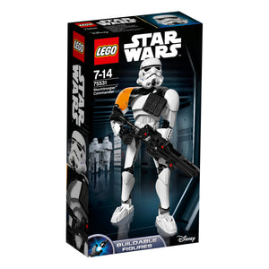 LEGO Star Wars Stormtrooper Commander Building Blocks For Kids 8 to 14 Years (3556 Pcs) 75531
