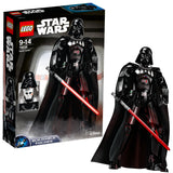 LEGO Star Wars Darth Vader Building Blocks For Kids 8 to 14 Years (168 Pcs) 75534