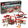 LEGO Speed Champions Ferrari Ultimate Garage Building Blocks Car For Kids 8 to 14 Years (841 Pcs) 75889