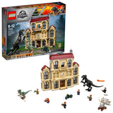 Lego Indoraptor Rampage at Lockwood Estate