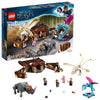 LEGO Harry Potter Fantastic Beasts Newt's Case of Magical Creatures Building Blocks for 8 to 14 Years Kids  (694 Pcs) 75952