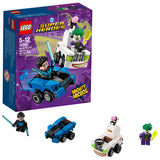 Lego Mighty Micros Nightwing vs The Joker