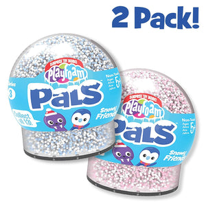 Learning Resources Playfoam Pals Snowy Friends Series 3 (2-Pack)