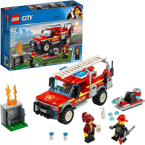 LEGO City Fire Chief Response Truck 60231 construction kit (201 pieces)