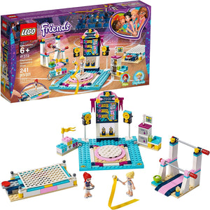 LEGO Friends Stephanie's Gymnastics Show 41372 Construction Kit (241 pieces)