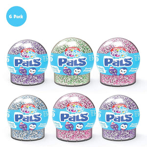 Learning Resources Playfoam Pals Snowy Friends Series 3 (6 Pack)