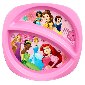 First Years Disney Princess Plate, (Multicolor)