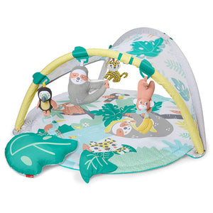 Skip Hop Tropical Paradise Activity Gym & Soother Multicolor