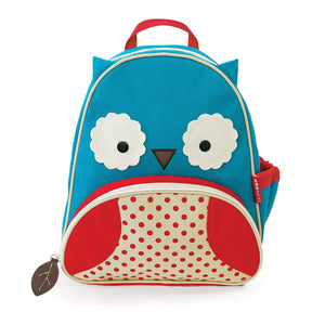 Skip Hop Zoo Owl Pack Little Kid Backpack (210204-CNSZP)