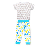 Mickey Boys Pyjama Set Nightwear Sleepwear