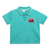 Disney Lightning Mc Queen Car Baby Boys Polo Tshirt