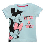 Disney Minnie Baby Girls Tshirt (Pack Of 2)