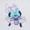 Minnie Smile Girls Tshirt