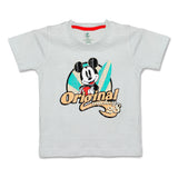Disney Mickey Boys Tshirt (Pack Of 2)