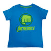 Hulk Boys Tshirt Incredible