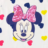 Minnie Girls Top