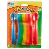 First Years Take & Toss ®  Infant Spoons 16 pk