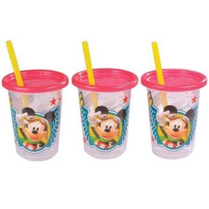 First Years Mickey T&T 10oz Straw Cup 3pk