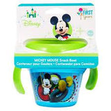First Years Disney Mickey Snack Container with Handle