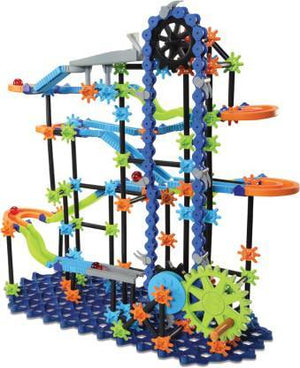 Discovery Marble Run Construction Set - Mix and Match (321 Pieces)  (Multicolor)