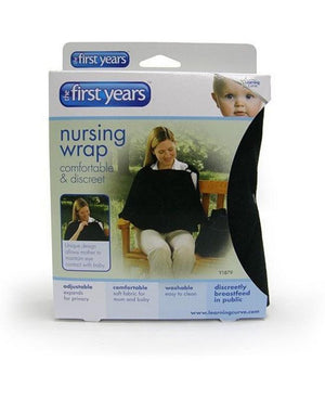 First Years Nursing Privacy Wrap Black