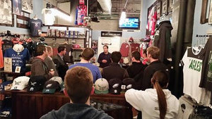 Jayson Stark Baseball Talk and Book Signing