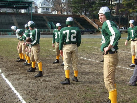 Steagles at practice in 1943