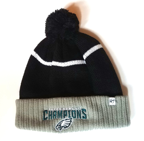 Philadelphia Eagles Super Bowl Champions Knit Hat