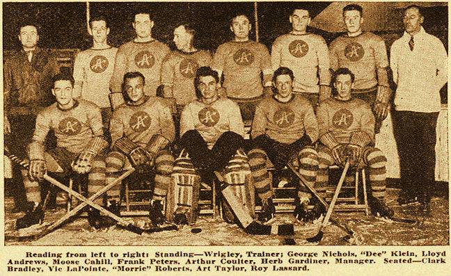 Philadelphia Arrows hockey team