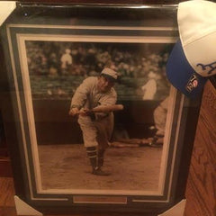 Ty Cobb on the Philadelphia Athletics framed photo