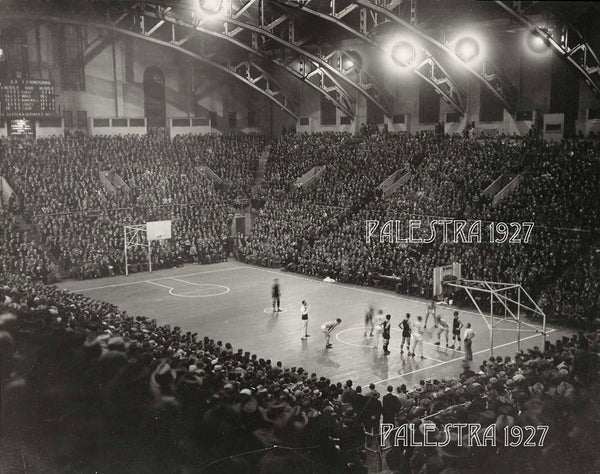 The Cathedral of College Basketball - The Palestra in Philadelphia