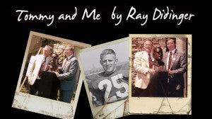 Ray Didinger presents Tommy and Me