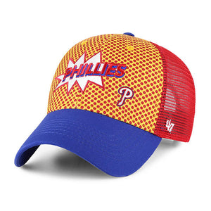 Philadelphia Phillies Comic MVP Hat - youth