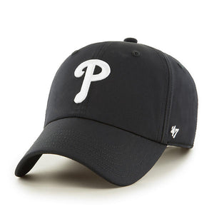 "Philadelphia Phillies ""Clean Up"" Adjustable Black cap"