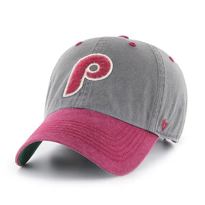 "Philadelphia Phillies ""Clean Up"" Cooperstown Prewett Adjustable cap"