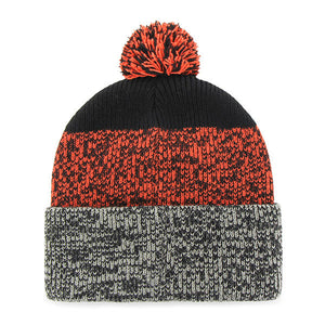 Philadelphia Flyers Black & Orange Knit Hat