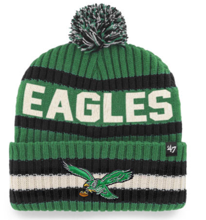 Eagles Bering Cuff Knit