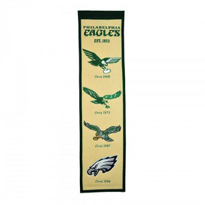 Philadelphia Eagles Heritage Banner