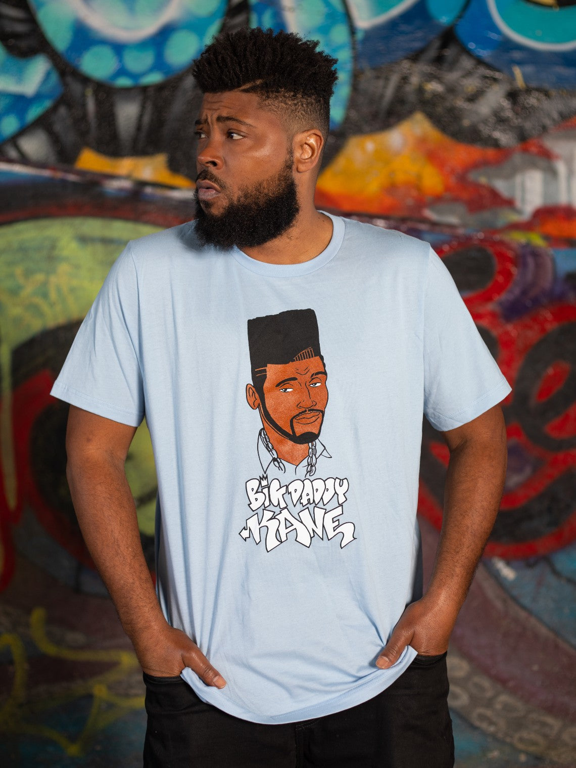 Big Daddy Kane Golden Era tee