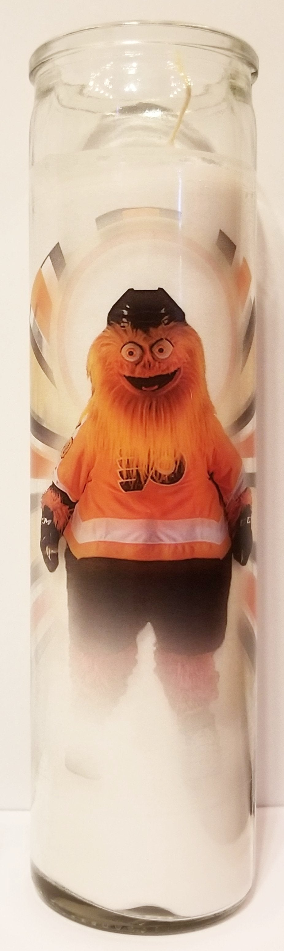 Gritty Candle