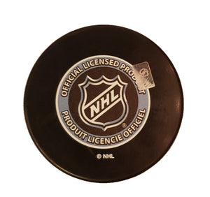 Gritty NHL Puck
