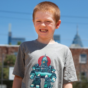 Robot City Hall Toddler & Youth T-Shirt