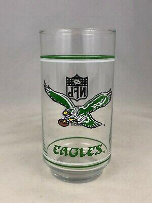 Philadelphia Eagles Vintage 1990's Glass