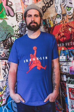 Air Franklin T-shirt