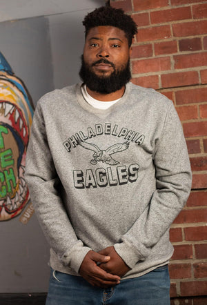 Philadelphia Eagles Formation Fleece Crew