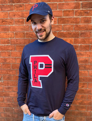 Champion Brand Philadelphia P long sleeve