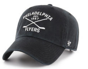 Philadelphia Flyers Black Axis Clean Up