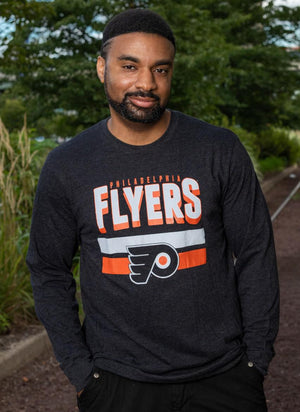 Philadelphia Flyers Club Long Sleeve Tee